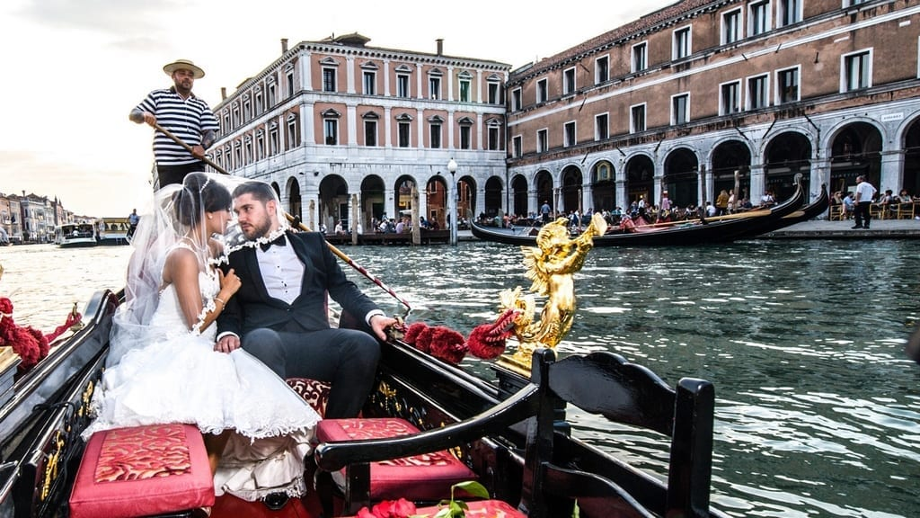 photographe de mariage a venise
