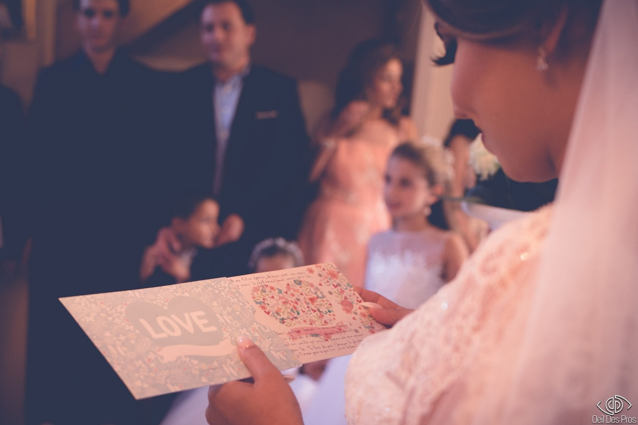 Photographe Mariage Lyon - Oeil Des Pros - Réception de mariage
